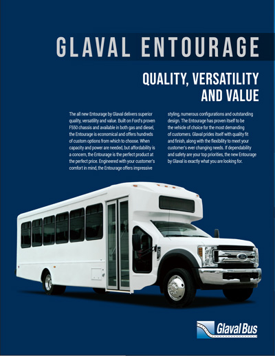 Glaval Entourage Brochure